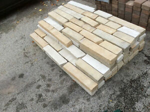 Mint Brand New Half skid luxuous retaining wall patio stones Don