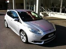 2012 Ford Focus LW MKII ST 6 Speed Manual Hatchback Berwick Casey Area Preview