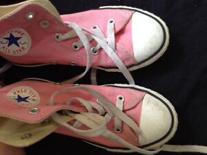 Converse chuck Taylor's Pink Upper Coomera Gold Coast North Preview