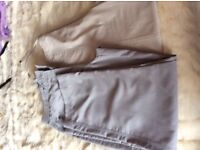 Two Pairs Ladies Chino Trousers