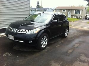 2006 Nissan Murano Se  AWD SUV INSPECTED for sale.