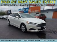 2013 FORD FUSION SE ~ EXCELLENT CONDITION! WE FINANCE EVERYONE!