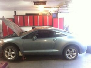 2007 Mitsubishi Eclipse Parts!