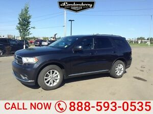 2014 Dodge Durango AWD SXT Accident Free,  Bluetooth,