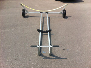 6' Wide Double Dolly