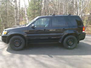 Attention Hunters 2006 Ford Escape Limited