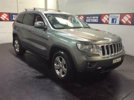 2011 Jeep Grand Cherokee WK Laredo (4x4) Mineral Grey 5 Speed Automatic Wagon