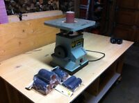 Craftex spindle sander