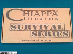Chiappa little or double badger