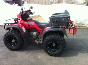 ATV / Trailer for sale
