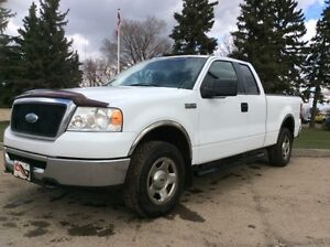 2008 Ford F-150, XLT-PKG, AUTO, 4X4, LOADED, $6,700