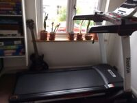 Reebok Jet 100 Treadmill, very good condition, easy to assemble, folds for storage RRP £700+