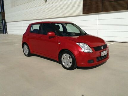 2006 Suzuki Swift RS415 Red 5 Speed Manual Hatchback Morayfield Caboolture Area Preview
