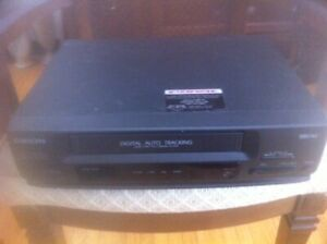 Video cassette player/ recorder Orion VHS (HQ) $45