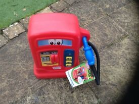 Little tikes petrol pump