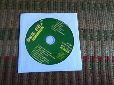 Carrie Underwood Karaoke Cdg Country Music Cd G Hits Qh 016   19 99