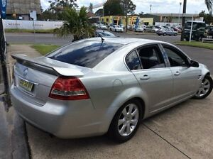 2006 Holden Berlina VE 4 Speed Automatic Sedan Homebush Strathfield Area Preview