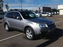 2009 Subaru Forester S3 MY09 XS AWD Silver 5 Speed Manual Wagon Cardiff Lake Macquarie Area Preview