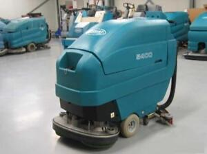 Scrubbers & Sweepers...Just in!  Tennant 5400 Floor Scrubber!