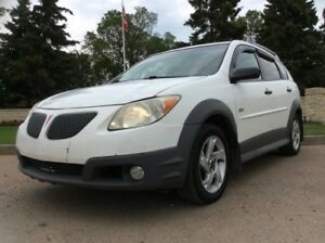 2006 Pontiac Vibe, LX-PKG, AUTO, LOADED, COLD A/C!