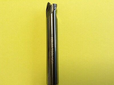 Carbide End Mill 38 Dia 14 Loc Stub 3.5 Long High Helix 3 Flute Aluminum Usa