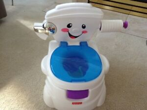 Fisher-Price Musical Potty