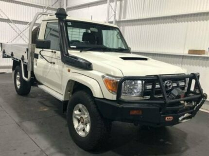 Toyota Landcruiser GXL VDJ79 Ute V8 turbo Diesel - only 15,000km Seven Hills Blacktown Area Preview
