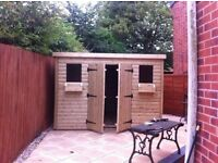 Garden sheds made to order free installation any size or spec deliver nationwide