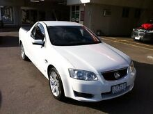 2010 Holden Ute VE II Omega White 4 Speed Automatic Utility Berwick Casey Area Preview
