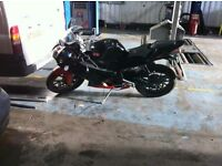 Aprilia rs 50, 2006 Very good runner £2000 or nearest offer