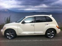 2005 Chrysler PT Cruiser GT Turbo
