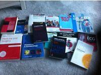 Job Lot of Medical Textbooks for Medical Students Junior Doctors (14)