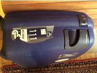 Funky large Samsonite Suitcase on Wheels
