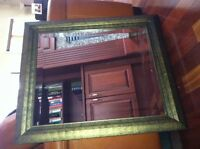 Large Gorgeous Bevelled Glass Mirror - SAVE HUGE!!!