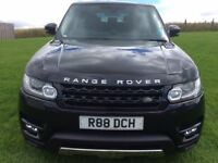 Range Rover Sport HSE SDV6 Dynamic