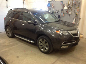 2010 ACURA MDX ELITE SUV - REDUCED - NO TAXES