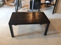 Table d'appoint brun Ikea