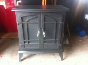 FIREPLACE - ELECTRIC HEATER UNIT