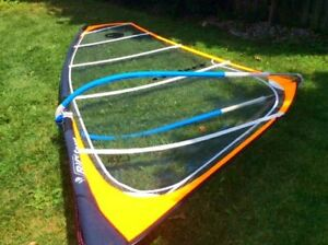 Bic Cruiser 6.6 Windsurf Sail & Rig – Like New Condition!
