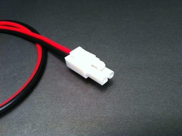 Midland MXT, GME Electrophone TX3100 TX3200 TX3300 TX3400 TX3600 etc Power Cable