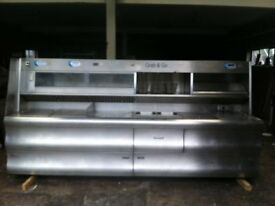 Perfecta Fish Frying Range