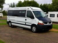 Renault Master camper/caravan £6,495 Ono