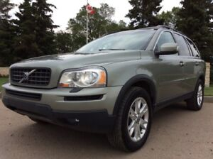 2007 Volvo XC90, AUTO, AWD, LEATHER, ROOF, CLEAN CAR!
