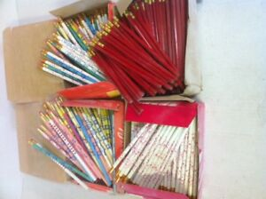 Boxes of 144 pencils