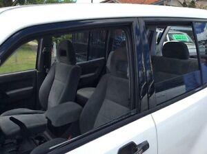 2002 Mitsubishi Pajero NP GLS LWB (4x4) 5 Speed Auto Sports Mode Wagon Homebush Strathfield Area Preview