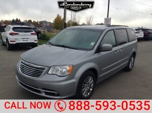 2015 Chrysler Town & Country TOURING L STOW&GO Leather,  Heated