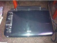 Epson c351f printer/scanner
