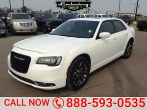 2016 Chrysler 300 AWD S Navigation (GPS),  Leather,  Heated Seat