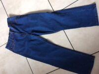 Ladies Cotton Trader Jeans
