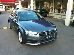 2014 Audi A3 8V Attraction Sportback S tronic Grey 7 Speed Sports Automatic Dual Clutch Hatchback Berwick Casey Area Preview